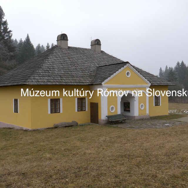 Múzeum kultúry Rómov na Slovensku