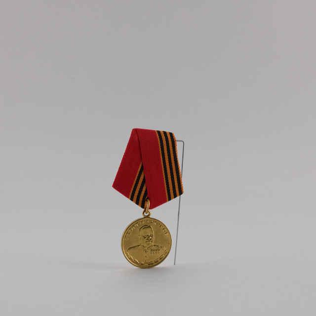Medaila Georgij Žukov