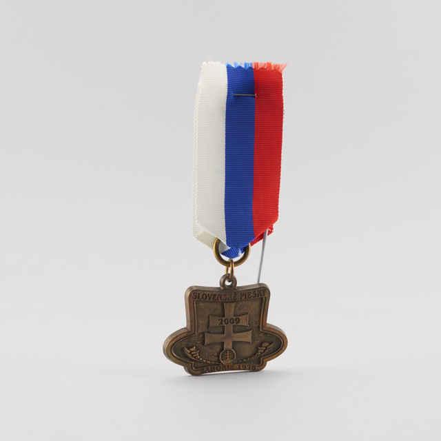 Medaila Slovenské piesky 2009 - Záhorie 1928