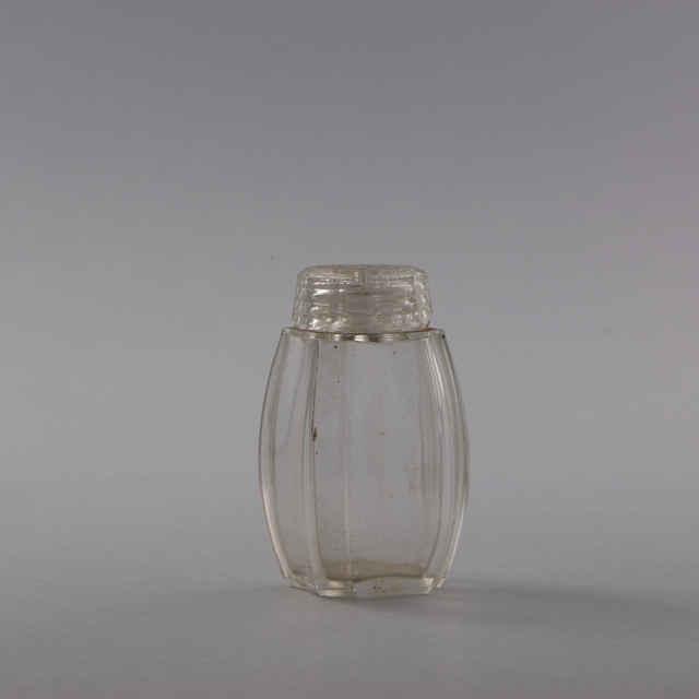 Soľnička sklenená