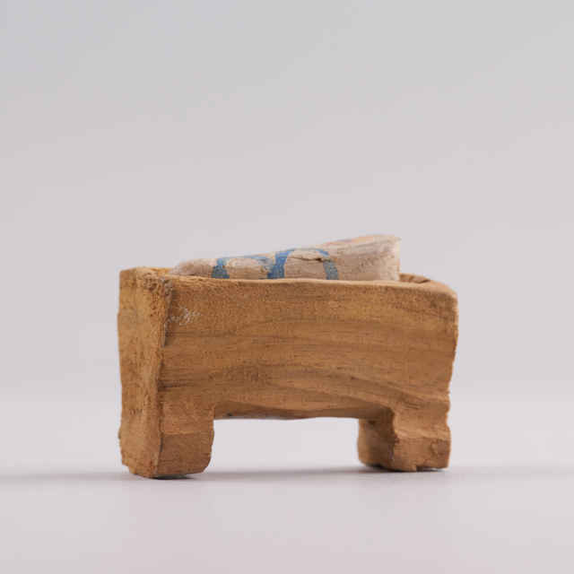 Plastika drevená - Betlehem - jasličky - javor, autor : František Michálek - František Michálek