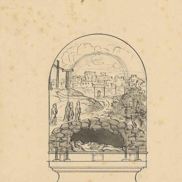Návrh na Boží hrob - Švestka, Konrád