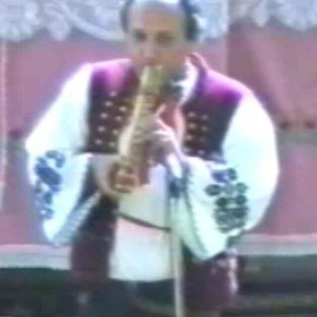 Folklórny festival Východná 1996 I.