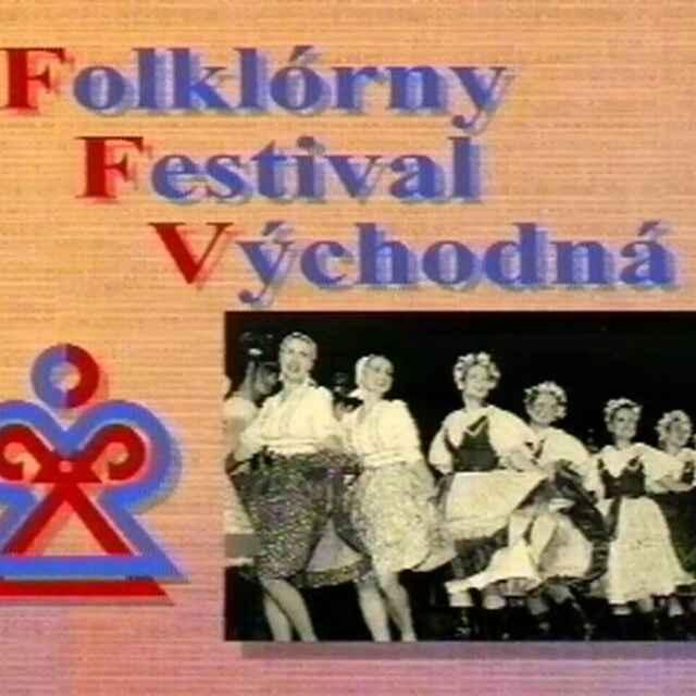 Folklórny festival Východná 1999 I.