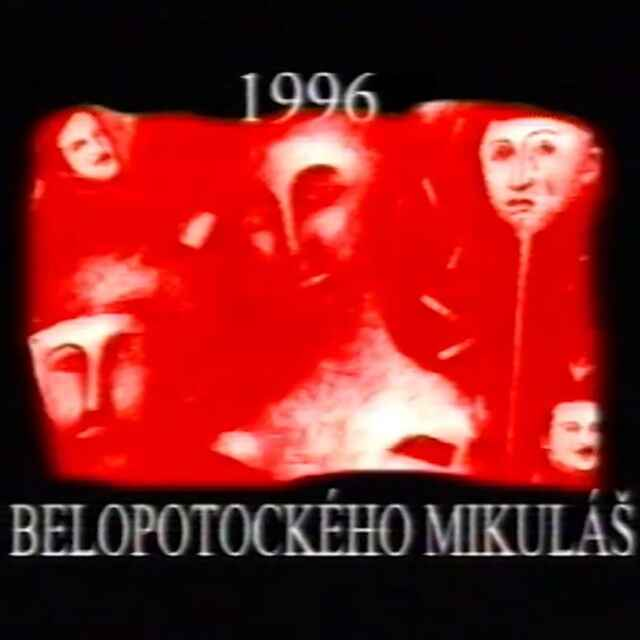 28. Belopotockého Mikuláš 1996 II./III. - Švarcová, Ľudmila