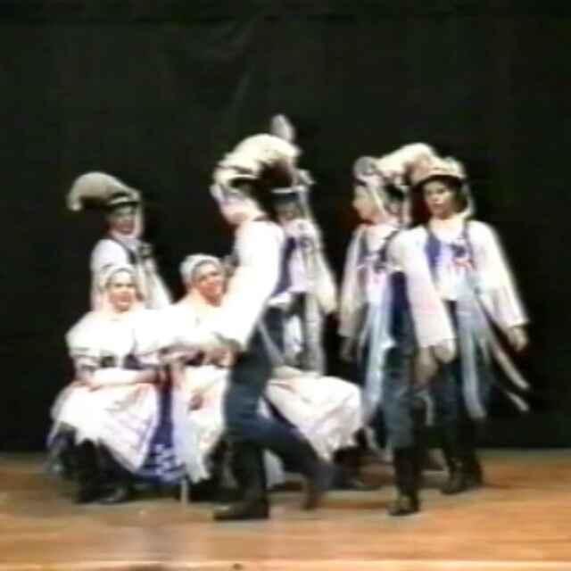 Dokumentácia tanečného folklóru - Gajary - Dúžek, Stanislav