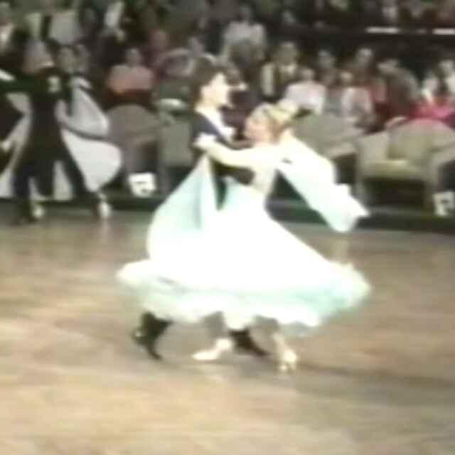 Majstrovstvá Slovenskej republiky v spoločenských tancoch - Vasváry, Jozef