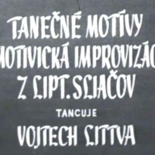 Tanečné filmy Osvetového ústavu I./III. - Ondrejka, Kliment