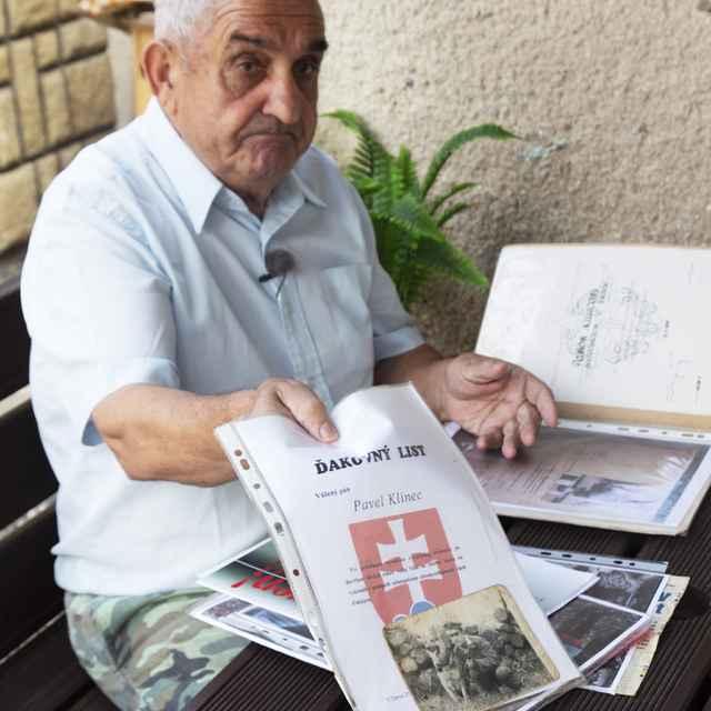 Pavel Klinec - Kovář, Zdeněk