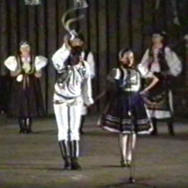 Folklórny festival Východná 1998 II./IV. - Urban, Vladimír