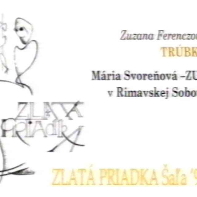 Zlatá priadka 1998 II./III.