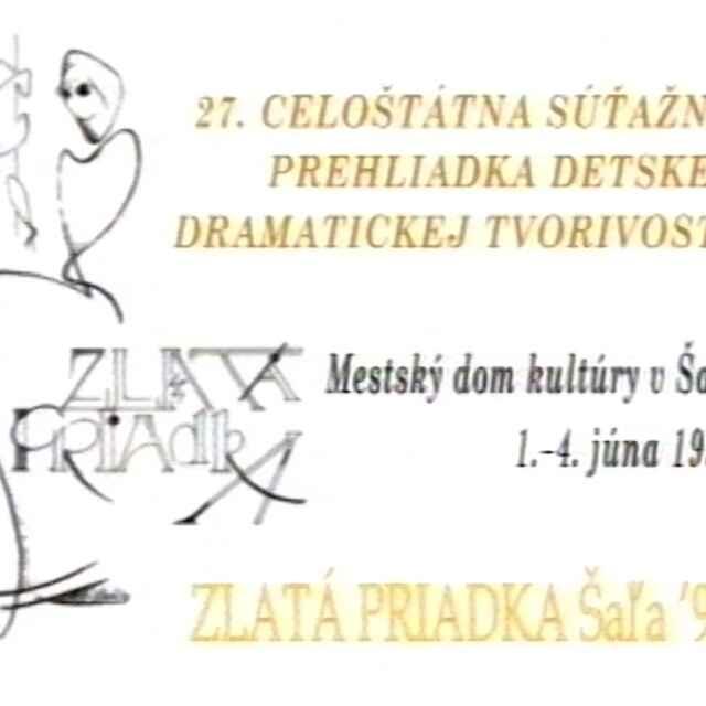 Zlatá priadka 1998 I./III.
