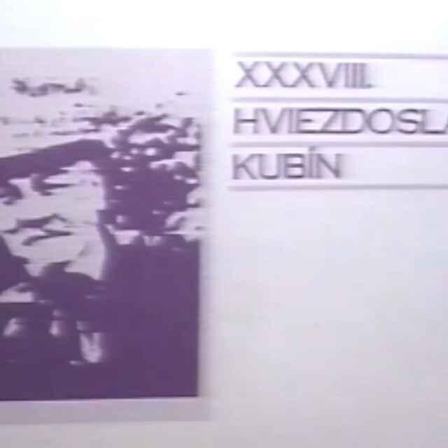 38. Hviezdoslavov Kubín II./III.