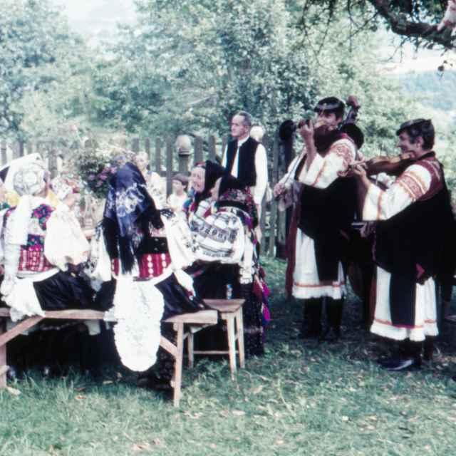 Poza stoly zo Slatinských Lazov
