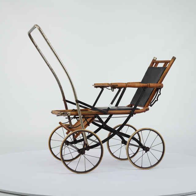 Kočík športový, zač. 20. stor. - neznámy (osobné meno)