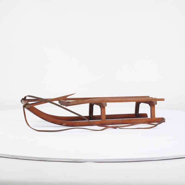 Sánky drevené - neznámy (osobné meno)