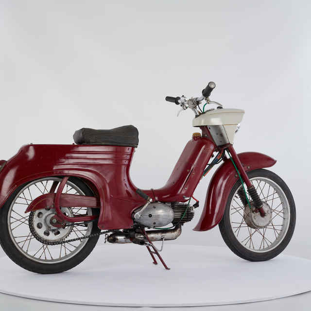 Motocykel JAWA PIONIER 555, rok výroby 1959