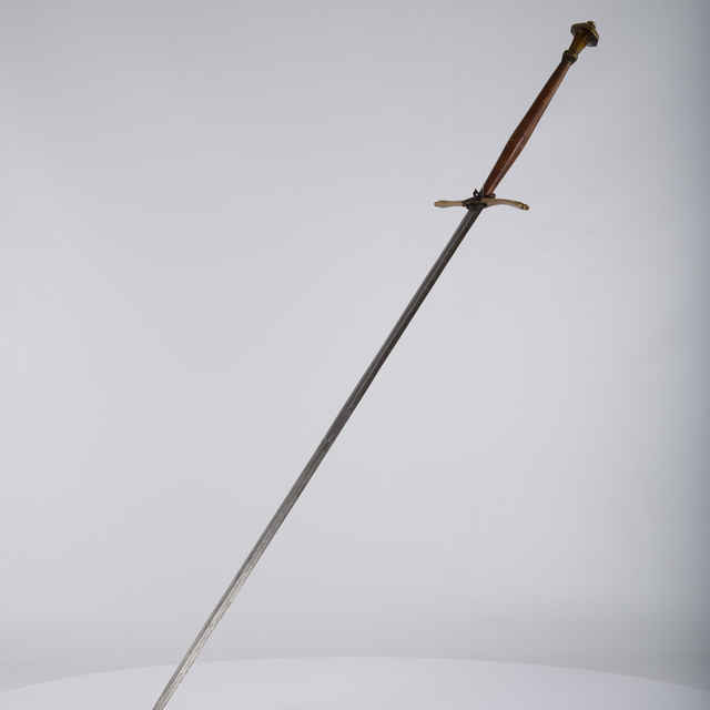Meč obojručný