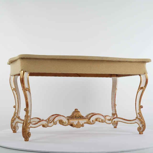 Stôl rokokový - Kreibich, Karol