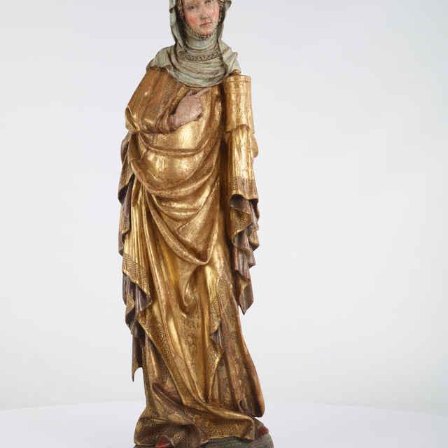 Plastika-Sv. Magdaléna z Danišoviec - neznámy (osobné meno)