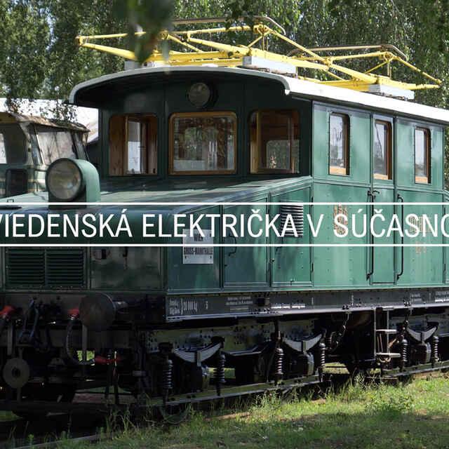Viedenská električka v súčasnosti - Dida, Daniel