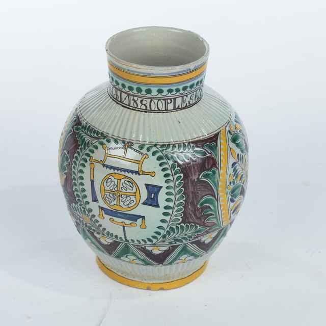 Džbán fajansový, 1800