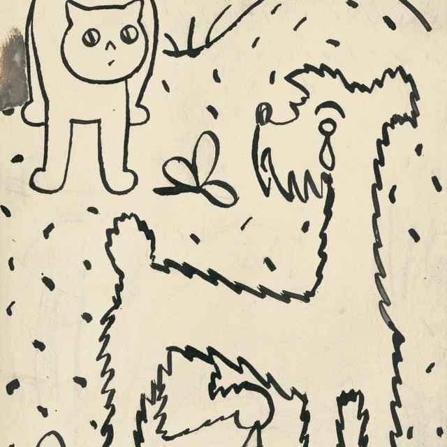 20. Povídání o pejskovi a kočičce - Čapek, Josef
