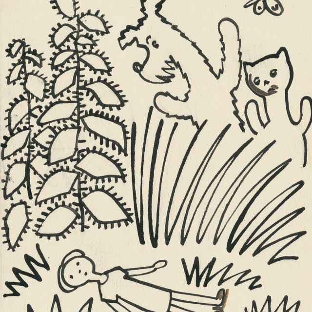 13. Povídání o pejskovi a kočičce - Čapek, Josef