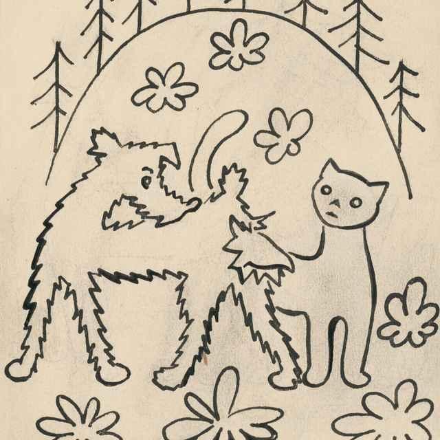 26. Povídání o pejskovi a kočičce