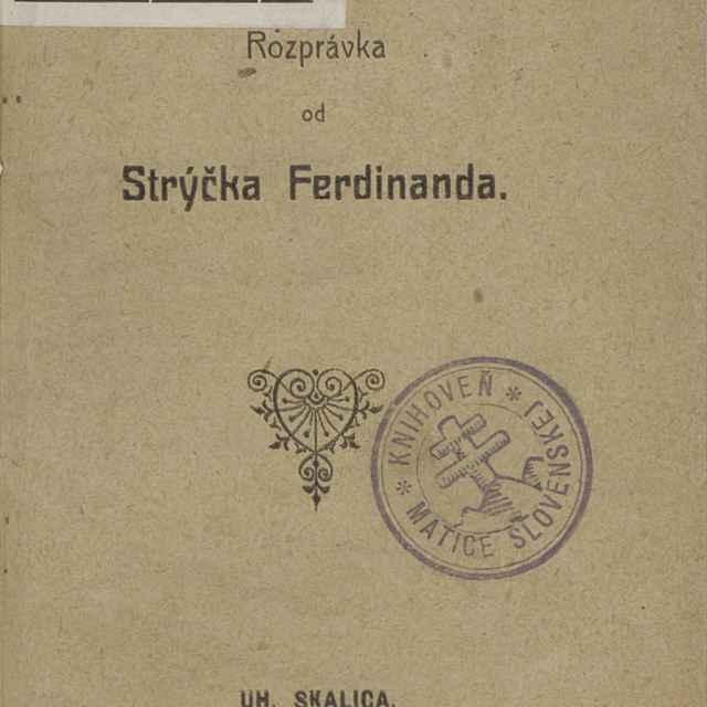 Pokrevenstvo - Strýčko Ferdinand,