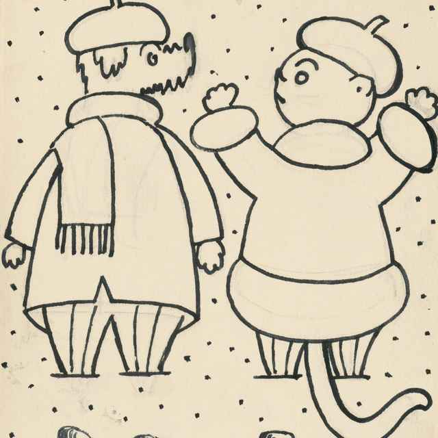 19. Povídání o pejskovi a kočičce - Čapek, Josef