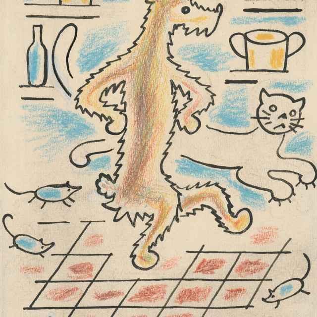 4. Povídání o pejskovi a kočičce