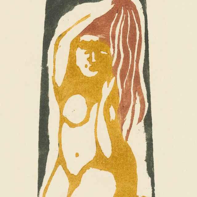 Češúca sa Tahiťanka - Gauguin, Paul
