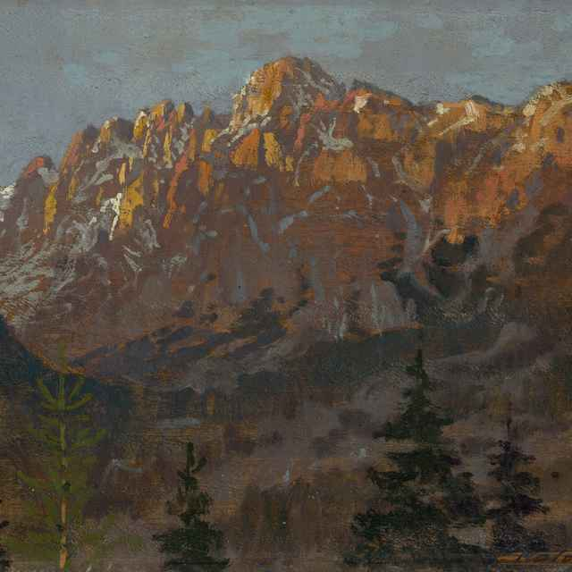 Tatranský motív - Katona, Ferdinand
