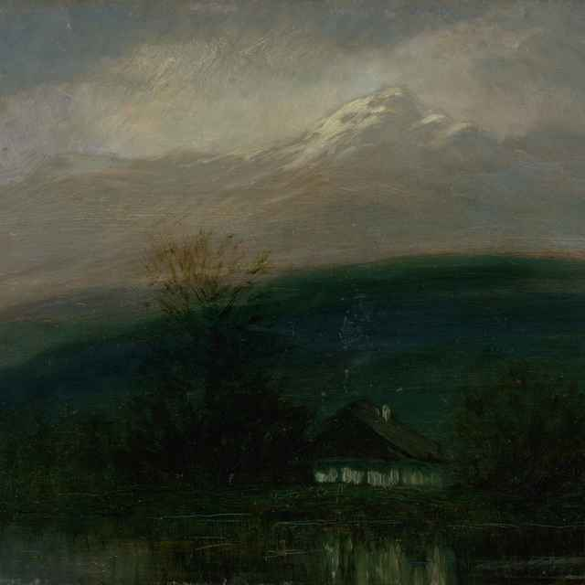Tatry v noci - Katona, Ferdinand
