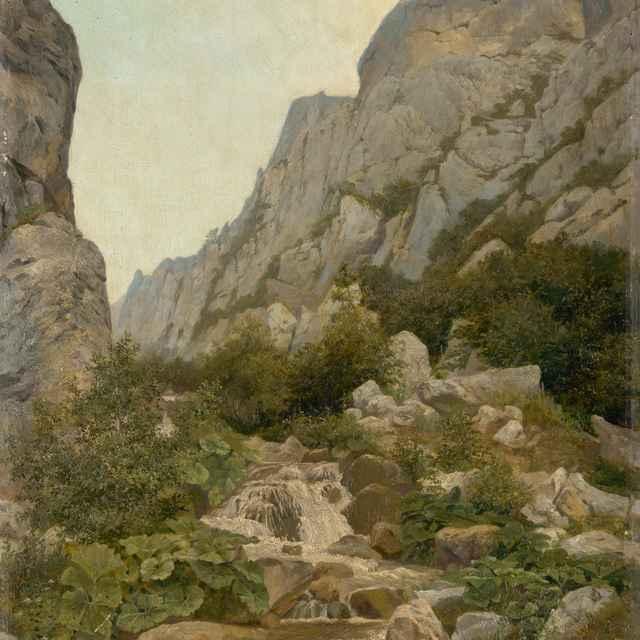 Zádielsky kaňon - Čordák, Ľudovít