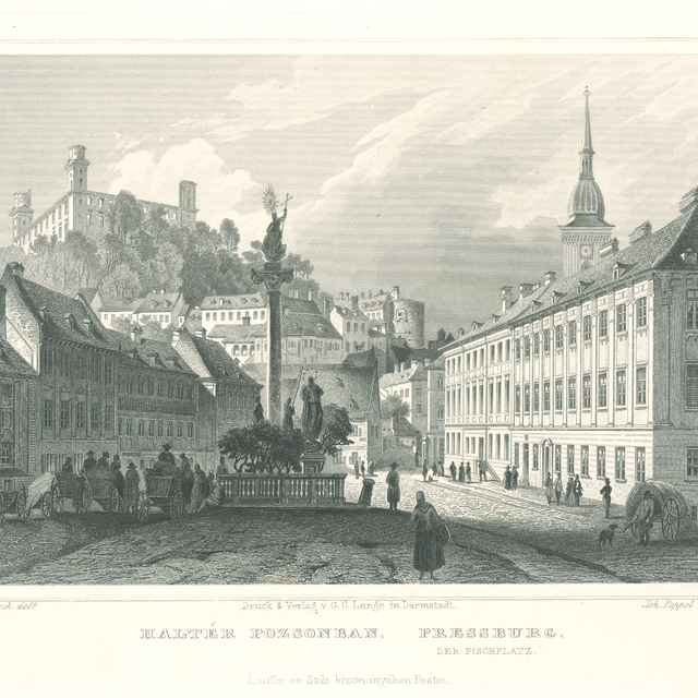 Bratislava - Rohbock, Ludwig