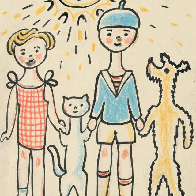8. Povídání o pejskovi a kočičce - Čapek, Josef