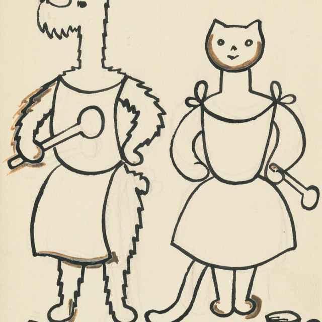 33. Povídání o pejskovi a kočičce