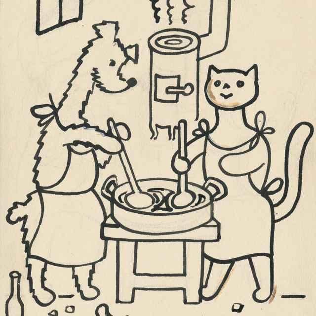11. Povídání o pejskovi a kočičce - Čapek, Josef