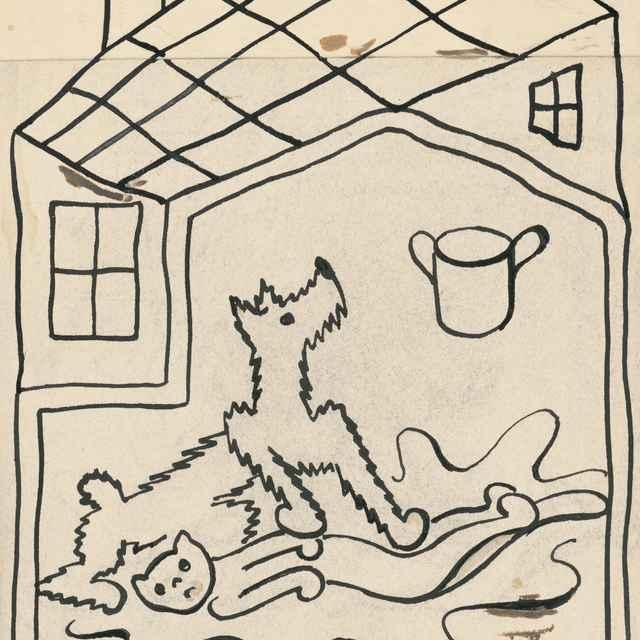 25. Povídání o pejskovi a kočičce - Čapek, Josef