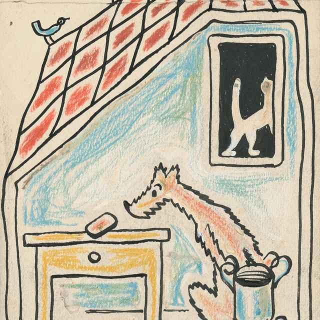 2. Povídání o pejskovi a kočičce - Čapek, Josef