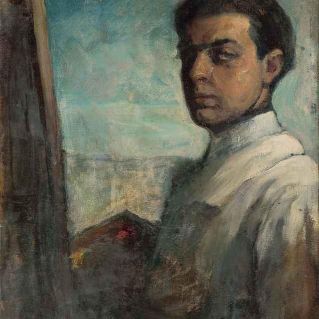 Autoportrét - Rauscher, Juraj