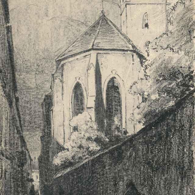 Františkánsky kostol v Košiciach - Čordák, Ľudovít