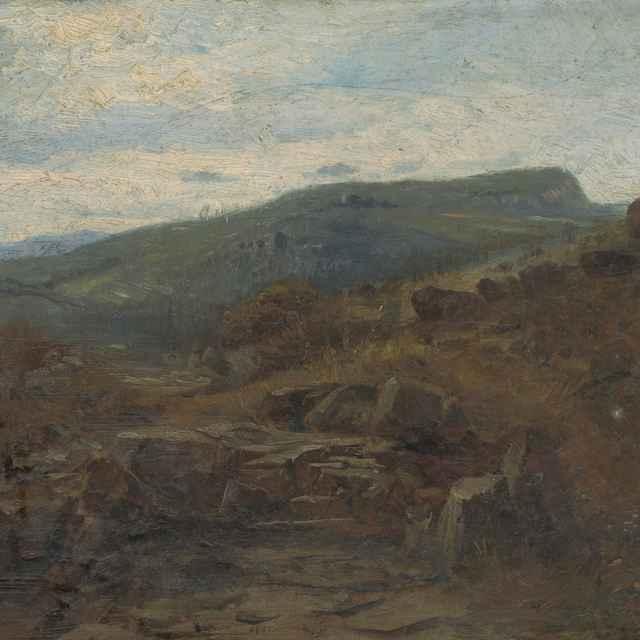 Krajina z okolia Kremnice - Angyal, Vojtech