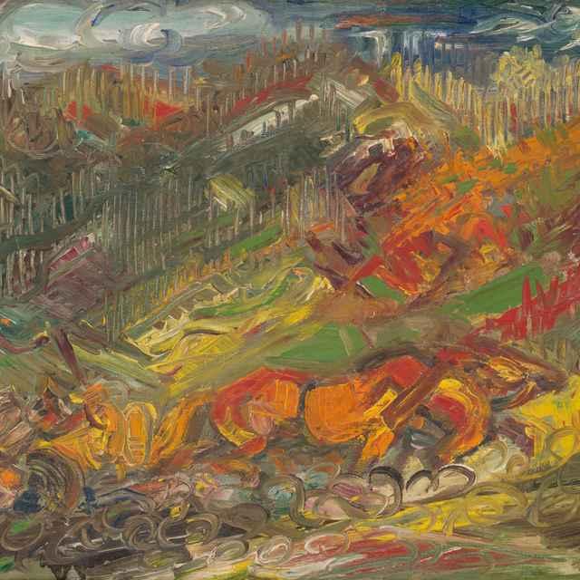 Leto - Weisz-Kubínčan, Arnold Peter - Výtvarné umenie