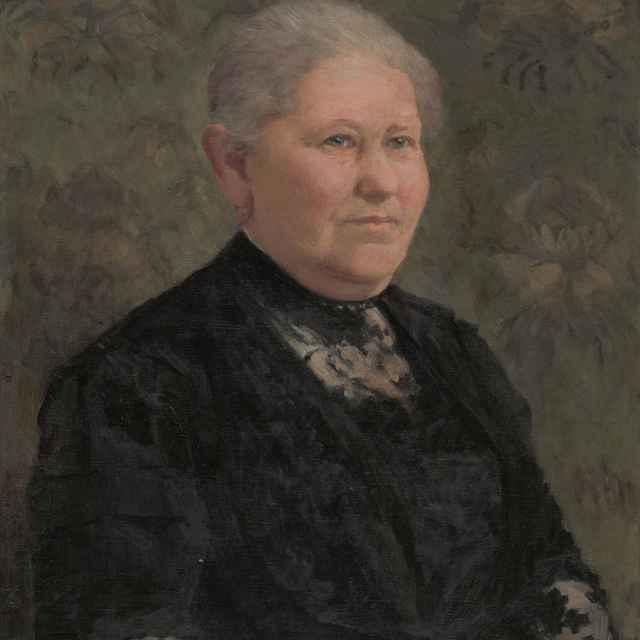 Podobizeň Jozefíny Gescheidtovej