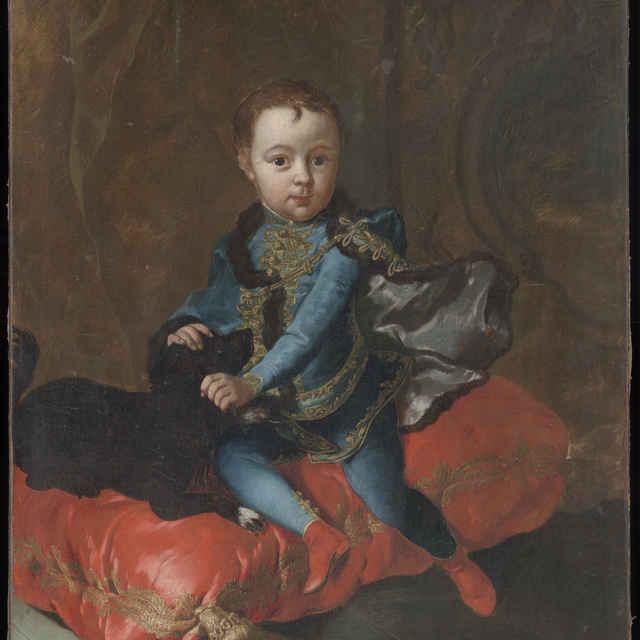 Podobizeň arcivojvodu Maximiliána - Palko, František Anton