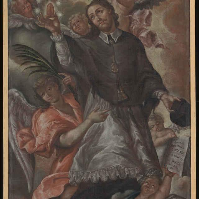 Glorifikácia svätého Jána Nepomuckého - Till F. J.