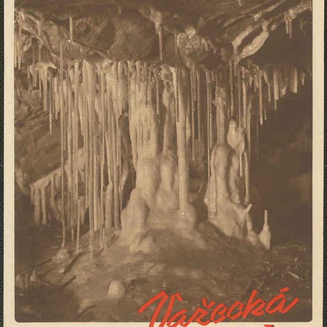 Plagát Važecká jaskyňa
